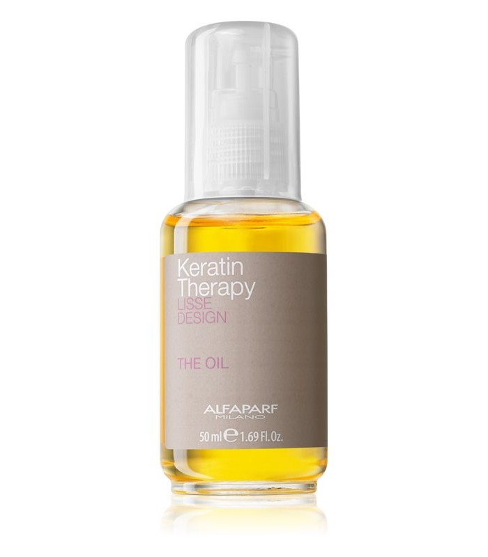 LISSE DESIGN KERATIN THERAPY the oil