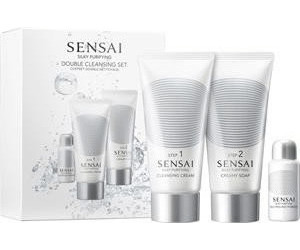 SENSAI SILKY PURIFYING DOUBLE CLEANSING KIT